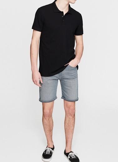 Mavi Mavi Siyah Polo T-Shirt Siyah
